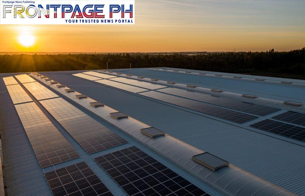 Sustainability through Solar Energy