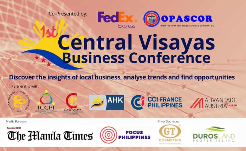 Central Visayas Business Conference includes IDC Chairman