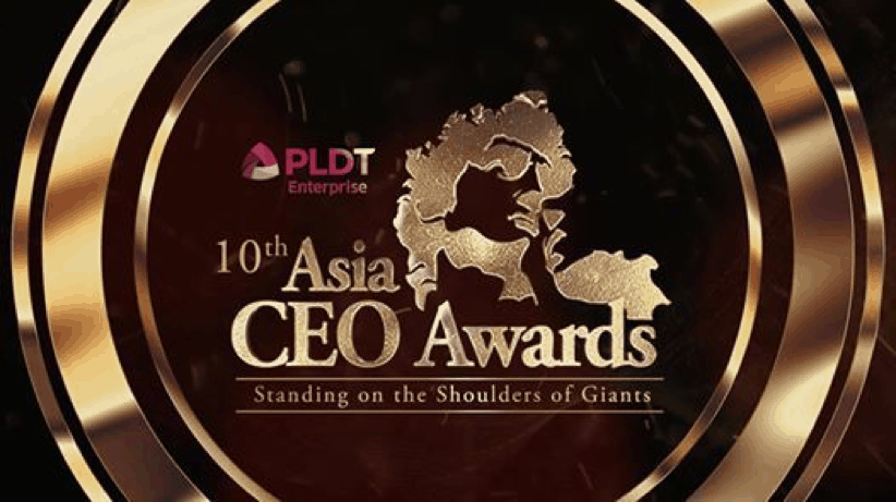 IDC AND CEO ARCH. NATI INCLUDED IN ASIA CEO AWARDS' CIRCLE OF EXCELLENCE 2019