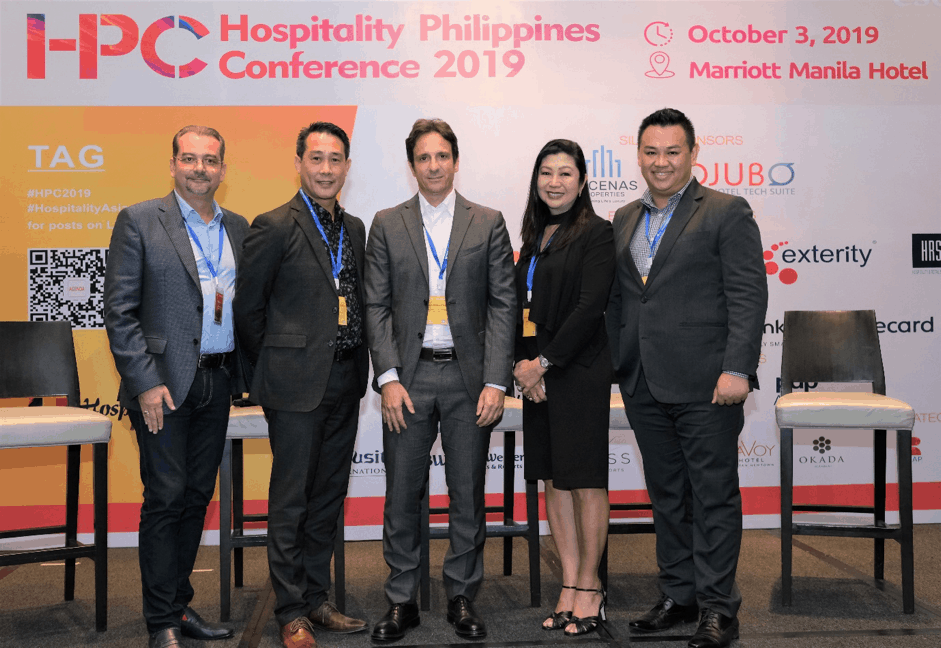 ARCH. NATI INVITED AS PANELIST AT THE HPC-HOSPITALITY PHILIPPINES CONFERENCE 2019