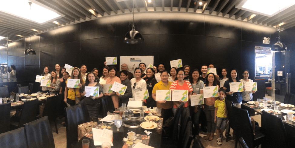 IDC Hosts Thanksgiving Event for Valued Partners