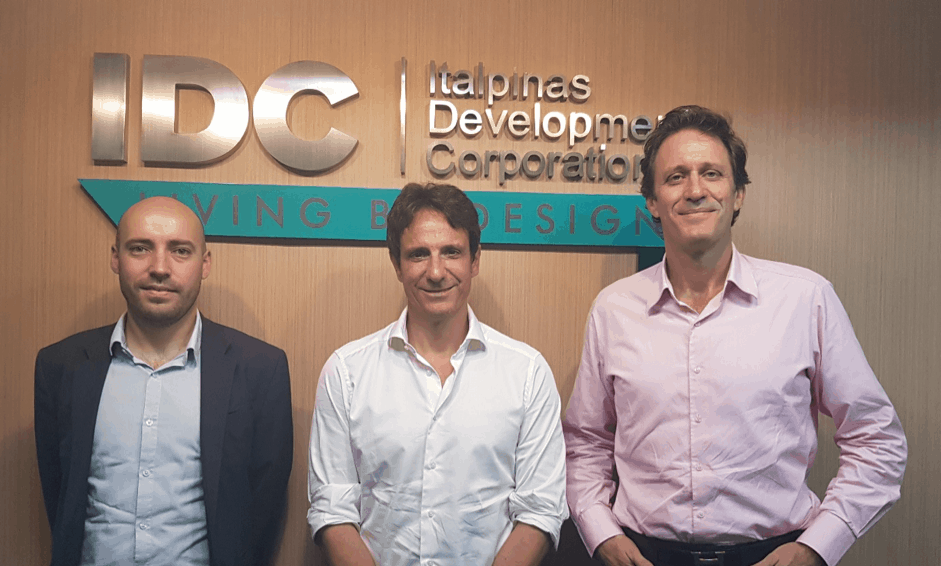 IDC CEO ARCH. ROMOLO V. NATI MEETS WITH INDEX-ASIA