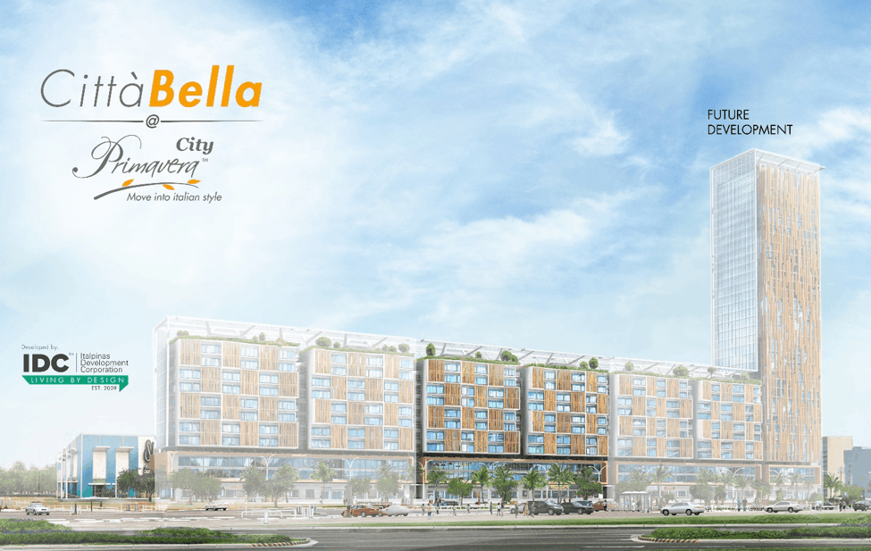 IDC introduces Città Bella at Primavera City
