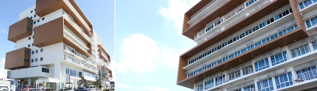 Primavera Residences:  Excellence in Design for Greater Efficiencies (EDGE) Certified Building
