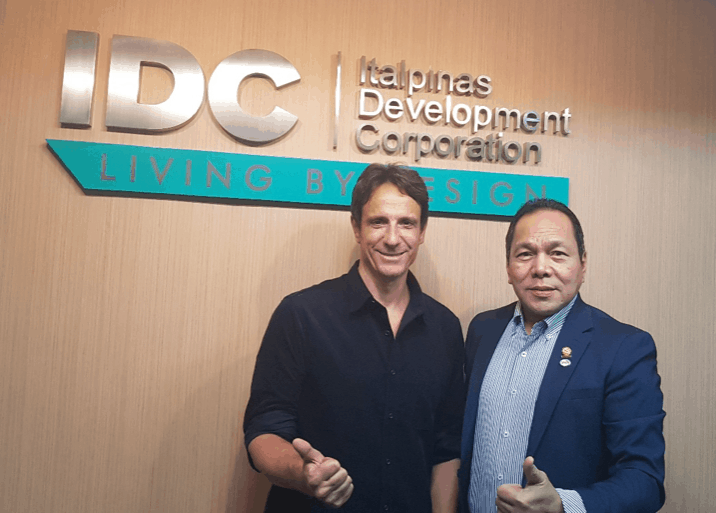 Land Asia Realty Partners with Italpinas